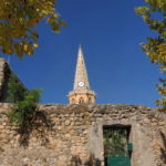 Clocher de l'église de Martres-Tolosane
