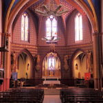 Fin de tournage église de Cazères