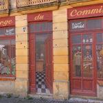 Peinture murale à Martres-Tolosane