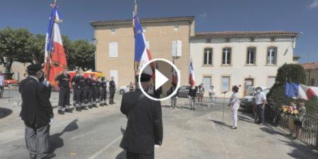 Captation vidéo du 14 juillet au village de Dourgne