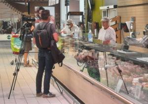 Interview vidéo Auchan