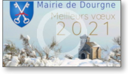 Film institutionnel des vœux 2021 de la mairie de Dourgne