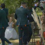 Garçons d'honneur du mariage